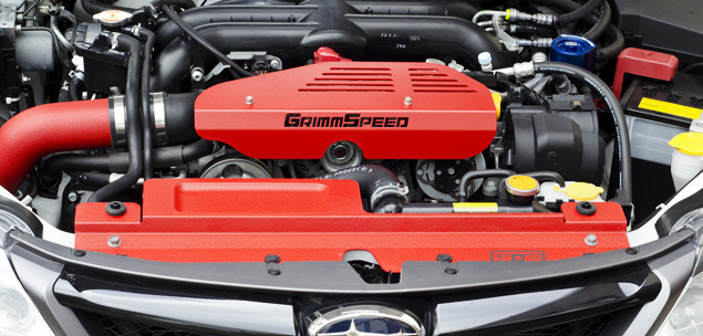 grimmspeed alternator cover