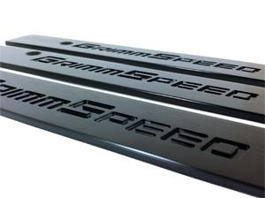 GrimmSpeed™ Subaru License Plate Delete