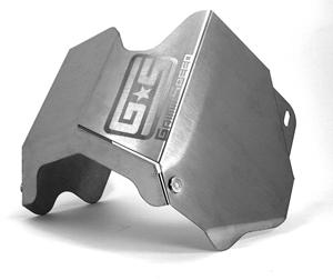 GrimmSpeed Subaru WRX STi LegacyGT FXT Turbo Heat Shield