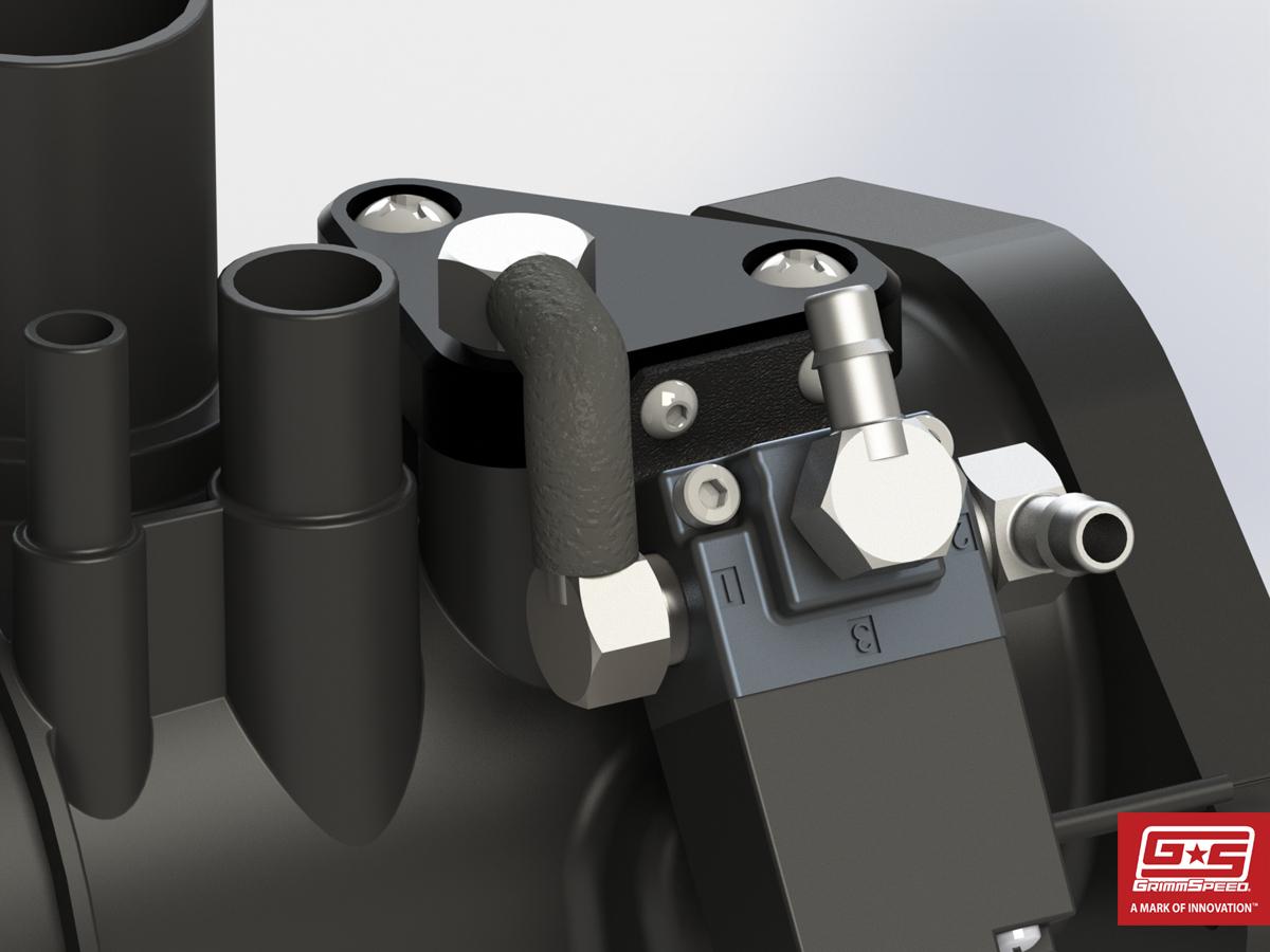 2015 Subaru WRX Boost Control Solenoid