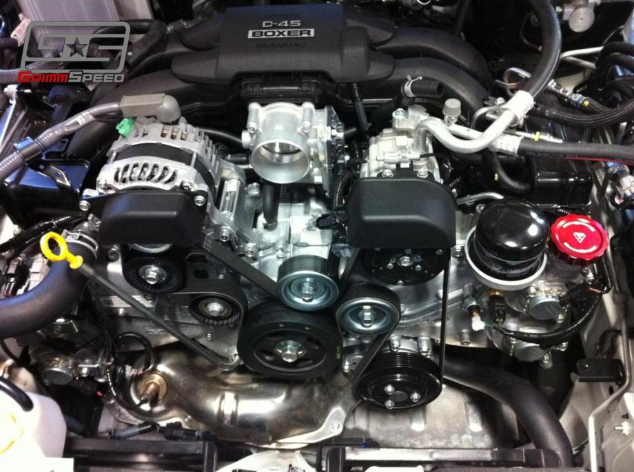 removing and replacing your brz fr s accessory belt scion fr s rh ft86club com Subaru 3.6 Engine Toyota 86 2017 Engine