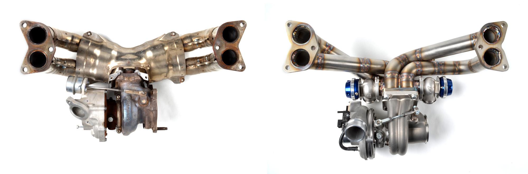 Grimmspeed Efr7163 Twinscroll Fa20dit Turbo Kit