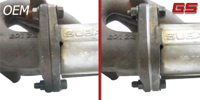 GrimmSpeed™  Subaru Double Thick Exhaust Manifold to Up Pipe Gasket